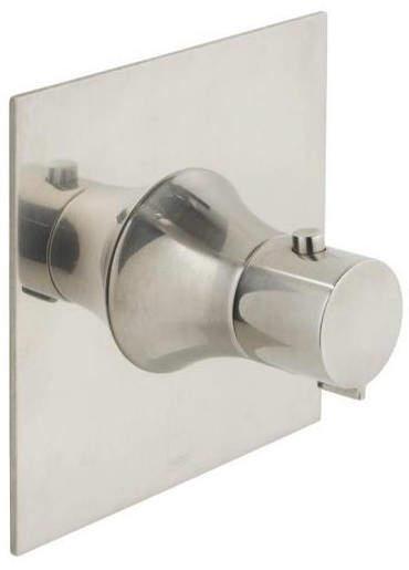 Vado Altitude Concealed Thermostatic Shower Valve (Brushed Nickel).