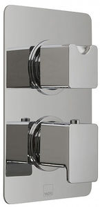 Vado Phase Thermostatic Shower Valve With Diverter (2 Outlets, TMV2).