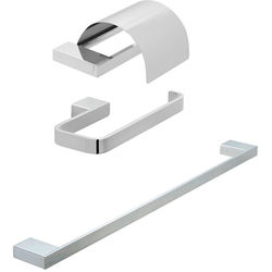 Vado Phase Bathroom Accessories Pack A10 (Chrome).
