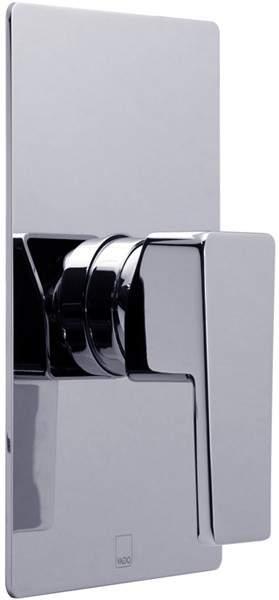 Vado Synergie Concealed Shower Valve (Chrome, Manual).