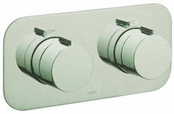 Vado Altitude 2 Outlet Thermostatic Shower Valve (Brushed Nickel).