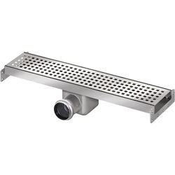 VDB Channel Drains Hero Connectable Shower Channel 500x100mm.
