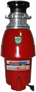 WasteMaid Elite 1785 Waste Disposal Unit With Batch Feed (Mid-Duty).