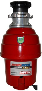 WasteMaid Elite 1985 Waste Disposal Unit With Batch Feed (Delux).