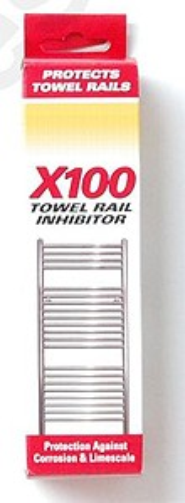 Crown Radiators Towel Rail Inhibitor X100 - 60ml Tube.
