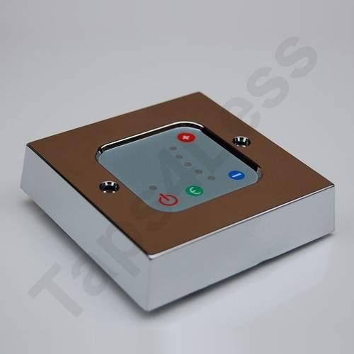 Crown Elements Thermostatic Element Control Unit (Chrome).