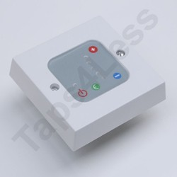 Crown Elements Thermostatic Element Control Unit (White).
