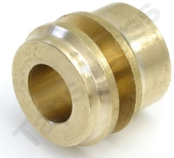 Crown Radiators 15mm x 8mm Micro-bore Reducer (Brass).