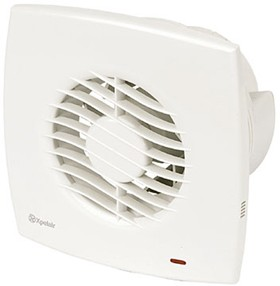 Xpelair Axial Standard Extractor Fan. 100mm.