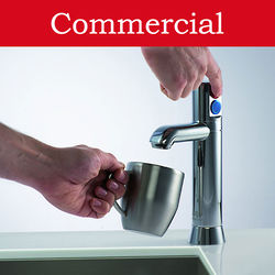 Zip G4 Classic G4 HydroTap Industrial Side Touch Tap (61-100 People).
