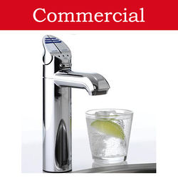 Zip G4 Classic Chilled & Sparkling Tap (41 - 60 People, Bright Chrome).