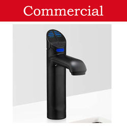 Zip G4 Classic Chilled & Sparkling Tap (41 - 60 People, Matt Black).