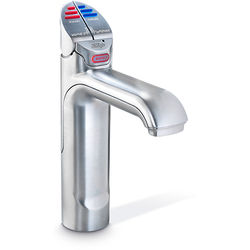 Zip G4 Classic Boiling Hot Water, Chilled & Sparkling Tap (Brushed Chrome).