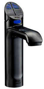 Zip G4 Classic Filtered Chilled & Sparkling Water Tap (Gloss Black).