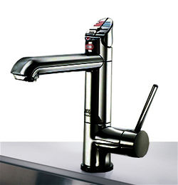 Zip G4 Classic AIO Boiling, Chilled & Sparkling Tap (Gloss Black, Vented).