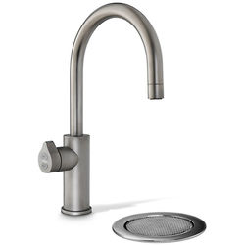 Zip Arc Design Filtered Boiling Hot Water Tap & Font (Gunmetal).