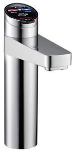 Zip Elite Boiling Hot Water, Chilled & Sparkling Tap (Brushed Chrome).