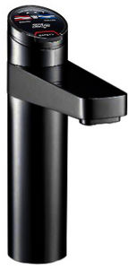 Zip Elite Filtered Boiling Hot & Ambient Water Tap (Matt Black).