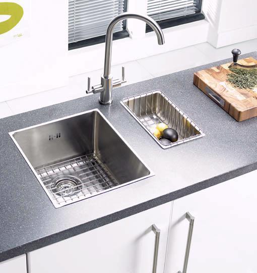 Flush Kitchen Sink : ... bowl flush inset kitchen sink & Extras. Astracast Sink A-ONYX4034