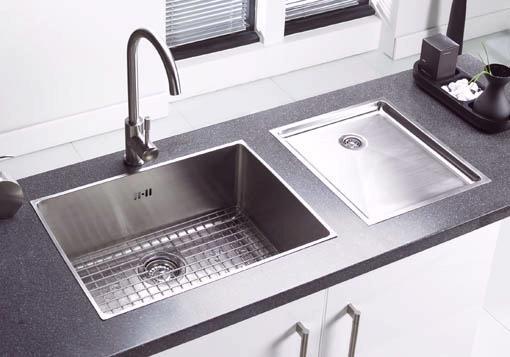 Inset Sinks Bathroom