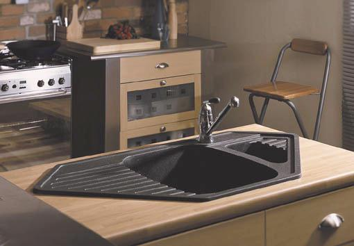 Corner Kitchen Sinks. Corner Sink Endearing Corner Sinks For