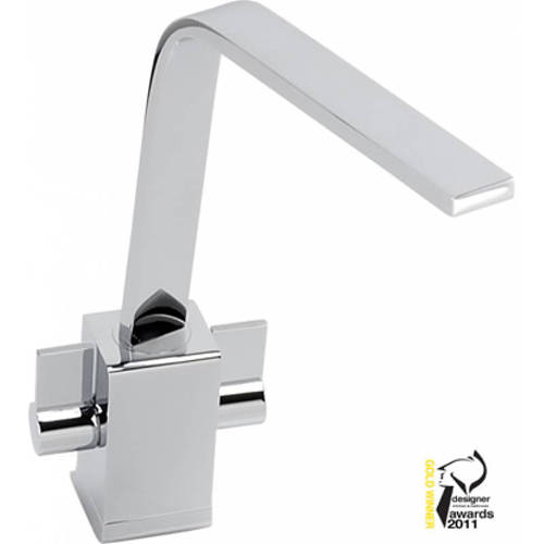 Additional image for Verso Monobloc Kitchen Tap (Chrome).