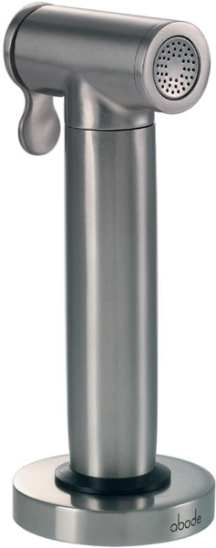 Additional image for Axell Pull Out Hand Spray Kitchen Rinser (Stainless Steel) AT1107.