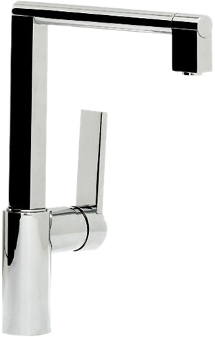 Additional image for Indus Single Lever Kitchen Tap (Chrome).
