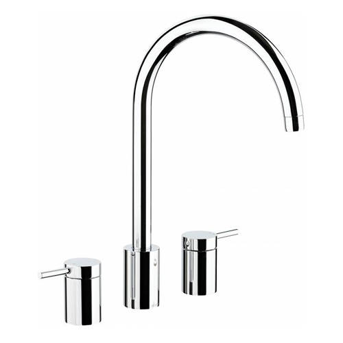 Additional image for Profile Kitchen Tap, Boiling, Hot, Cold & Filtered (Chrome).