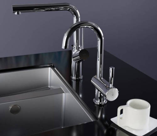 Additional image for Boiling Water Filtered Kitchen Tap 98° (Chrome).