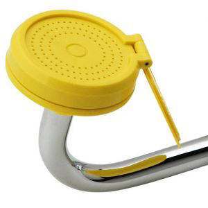 Additional image for Wall Mounted Eye / Face Wash Station With Lid (S Steel).
