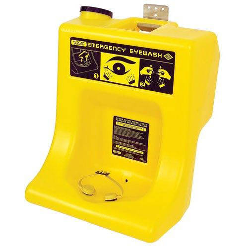 Additional image for Portable Eye / Face Wash Unit (High Visibility Yellow).