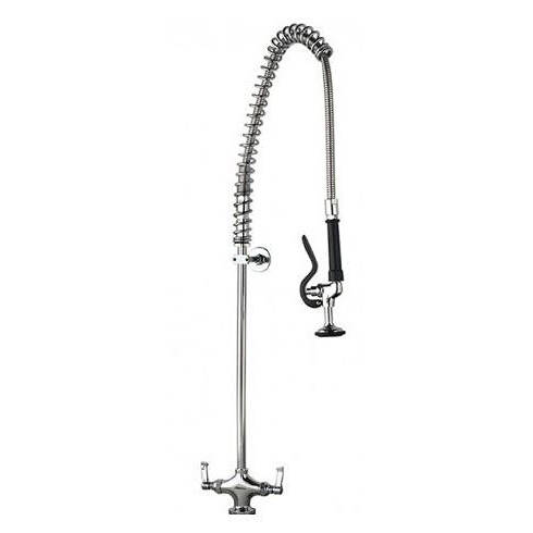 Additional image for Pre Rinse Monoblock Catering Tap (Chrome).