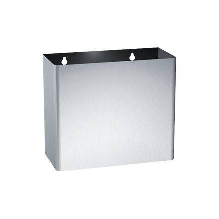 Additional image for Small Waste Bin (Stainless Steel).
