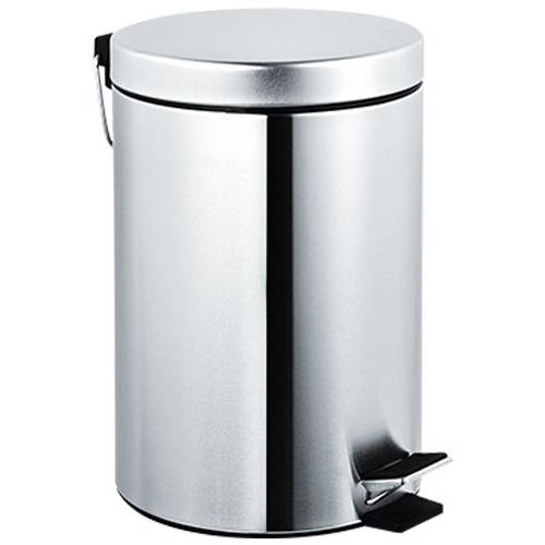Additional image for Pedal Waste Bin (Stainless Steel).