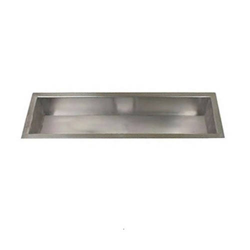 Additional image for Inset Wash Trough 1450mm (Stainless Steel).