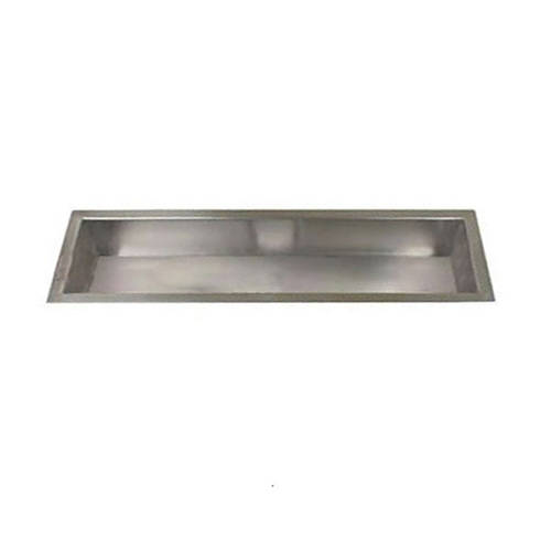 Additional image for Inset Wash Trough 1750mm (Stainless Steel).