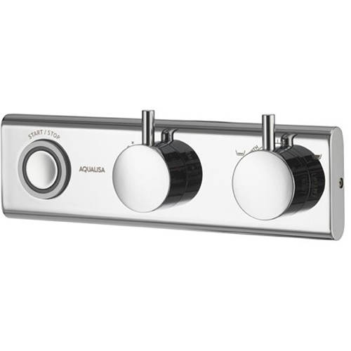 Additional image for Digital Bath Valve Kit 10 & Overflow Bath Filler (Gravity).