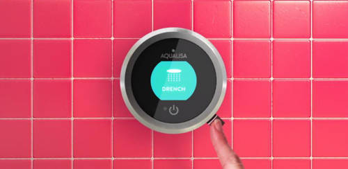 Additional image for Smart Shower Pack 06W With Remote & White Accent (Gravity).