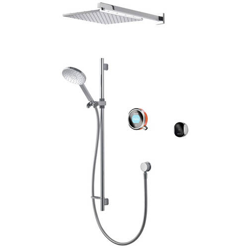 Additional image for Smart Shower Pack 07OR With Remote & Orange Accent (HP).