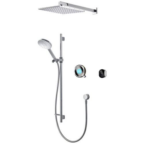 Additional image for Smart Shower Pack 07P With Remote & Pewter Accent (HP).