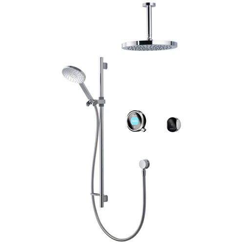 Additional image for Smart Shower Pack 11BC With Remote & Black Accent (HP).