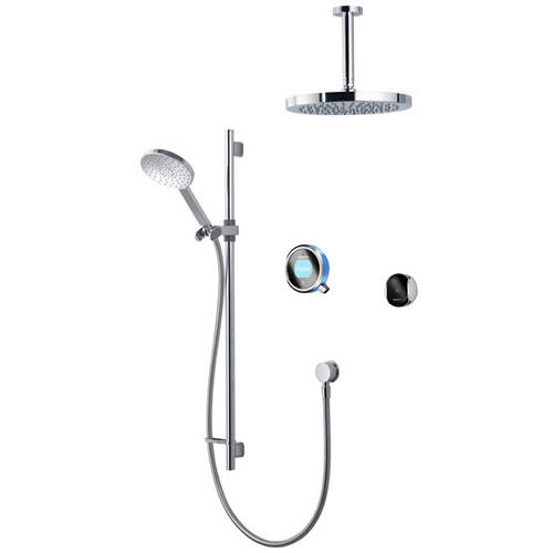 Additional image for Smart Shower Pack 11BL With Remote & Blue Accent (HP).