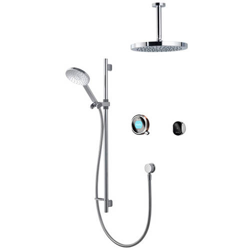 Additional image for Smart Shower Pack 11RG With Remote & Rose Gold Accent (HP).