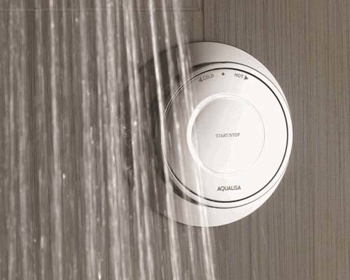Additional image for Digital Shower With Remote & 300mm Fixed Head (HP).