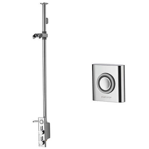 Additional image for Exposed Smart Shower Valve With Remote Control (HP, Combi).