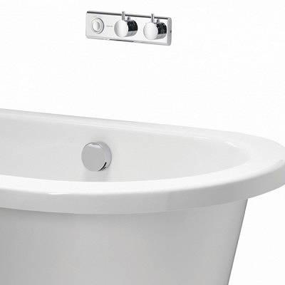 Additional image for Digital Smart Bath Filler Valve With LED Light (HP, Combi).