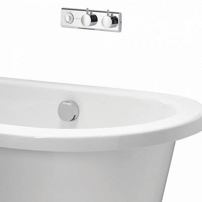 Additional image for Digital Smart Bath Filler Valve With Remote (Gravity Pumped).