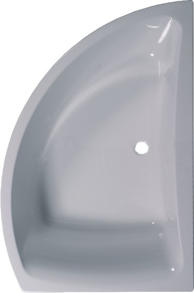 Additional image for Aquamaxx Corner Bath & panel. Right Handed. 1500x1000