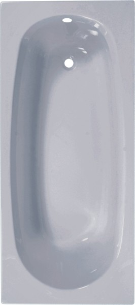 Additional image for Acrylic Bath.  1500x700mm.
